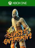 Sunset Overdrive: OD Wannabe Outfit Xbox One Front Cover 1st version
