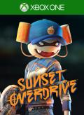 Sunset Overdrive: It's Me! Fizzie! Outfit Xbox One Front Cover 1st version