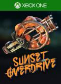 Sunset Overdrive: Head-Banger Gun Xbox One Front Cover 1st version