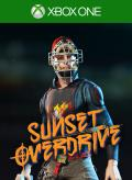 Sunset Overdrive: Foul Baller Outfit Xbox One Front Cover 1st version
