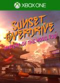 Sunset Overdrive and the Mystery of the Mooil Rig! Xbox One Front Cover 1st version