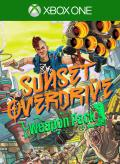 Sunset Overdrive: Weapon Pack Xbox One Front Cover 1st version