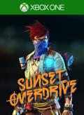 Sunset Overdrive: Wasteland Outfit Xbox One Front Cover 1st version