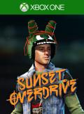 Sunset Overdrive: String Theory Helmet Xbox One Front Cover 1st version