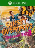 Sunset Overdrive: Season Pass Xbox One Front Cover 1st version