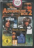 Die grosse Adventure Box 2 Windows Front Cover