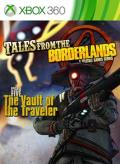 Tales from the Borderlands: Episode Five - The Vault of the Traveler Xbox 360 Front Cover