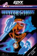 Winter Games PC Booter Front Cover