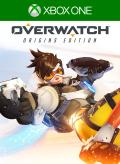 Overwatch (Origins Edition) Xbox One Front Cover