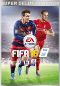 FIFA 16 (Super Deluxe Edition) Windows Front Cover