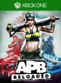APB: Reloaded Xbox One Front Cover