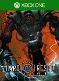 Hard Reset: Redux Xbox One Front Cover