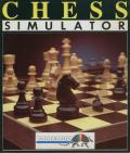 Chess Simulator DOS Front Cover