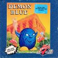 Demon Blue Amiga Front Cover