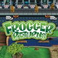 Frogger Returns PlayStation 3 Front Cover