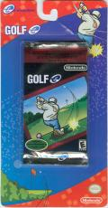 Golf Game Boy Advance Front Cover