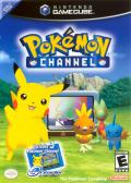 Pokémon Channel GameCube Front Cover
