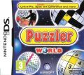 Puzzler World Nintendo DS Front Cover