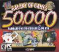 Galaxy of Games: 50,000 Windows Front Cover