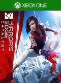 Mirror's Edge: Catalyst Xbox One Front Cover 1st version