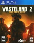 Wasteland 2: Director's Cut PlayStation 4 Front Cover