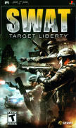SWAT: Target Liberty PSP Front Cover
