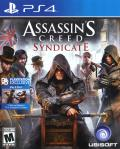 Assassin's Creed: Syndicate PlayStation 4 Front Cover