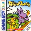 Rhino Rumble Game Boy Color Front Cover