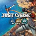 Just Cause 3: Air, Land & Sea Expansion Pass PlayStation 4 Front Cover