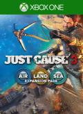 Just Cause 3: Air, Land & Sea Expansion Pass Xbox One Front Cover