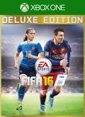 FIFA 16 (Deluxe Edition) Xbox One Front Cover