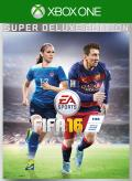 FIFA 16 (Super Deluxe Edition) Xbox One Front Cover
