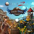 Zen Pinball 2: Iron & Steel Pack PlayStation 3 Front Cover