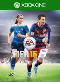 FIFA 16 Xbox One Front Cover 1st version