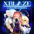 XBlaze Lost: Memories PlayStation 3 Front Cover