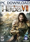 Might & Magic: Heroes VII Windows Front Cover