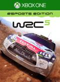 WRC 5: eSports Edition Xbox One Front Cover 1st version