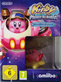 Kirby: Planet Robobot (Amiibo Bundle) Nintendo 3DS Front Cover