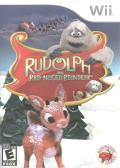Rudolph the Red-Nosed Reindeer Wii Front Cover