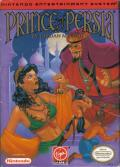 Prince of Persia NES Front Cover