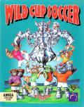 Wild Cup Soccer Amiga Front Cover