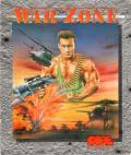 War Zone Amiga Front Cover