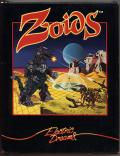 Zoids Commodore 64 Front Cover