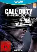 Call of Duty: Ghosts Wii U Front Cover