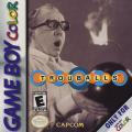 Trouballs Game Boy Color Front Cover