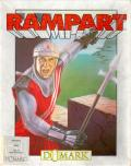 Rampart Amiga Front Cover