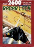 Radar Lock Atari 2600 Front Cover