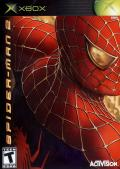 Spider-Man 2 Xbox Front Cover