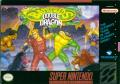 Battletoads & Double Dragon: The Ultimate Team SNES Front Cover