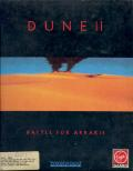 Dune II: The Building of a Dynasty Amiga Front Cover